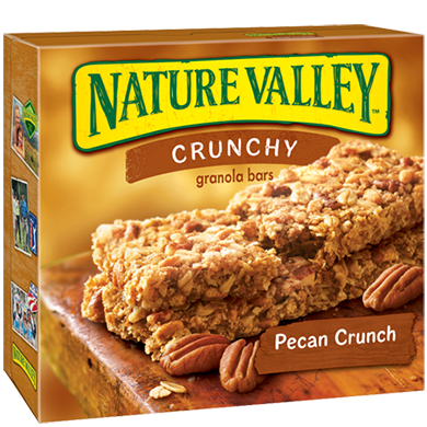barres granola nature valley