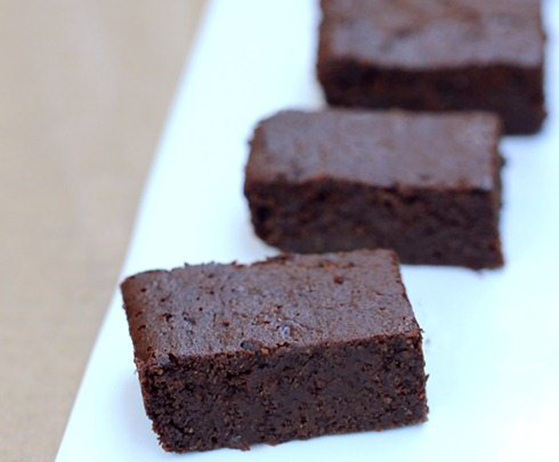 VegNews.ChocolateCoveredKatieFudgeBrownies