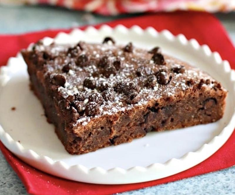 VegNews.brownie