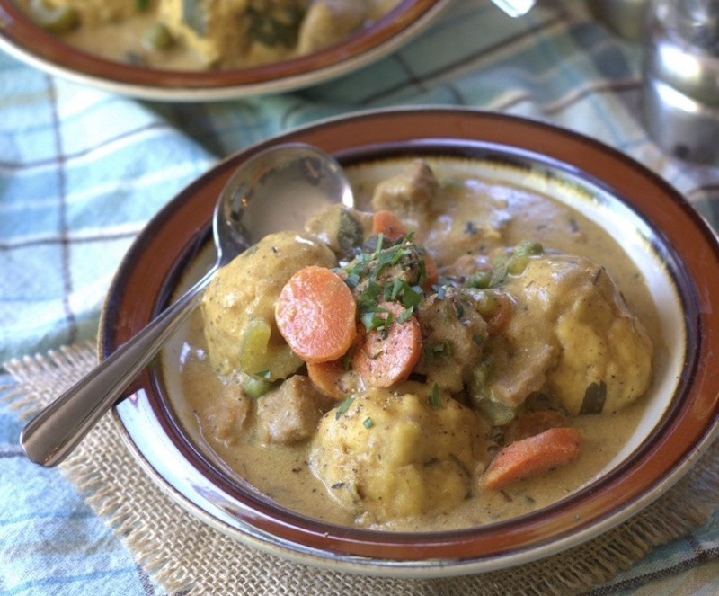 VegNews.ChickenDumplings Cropped