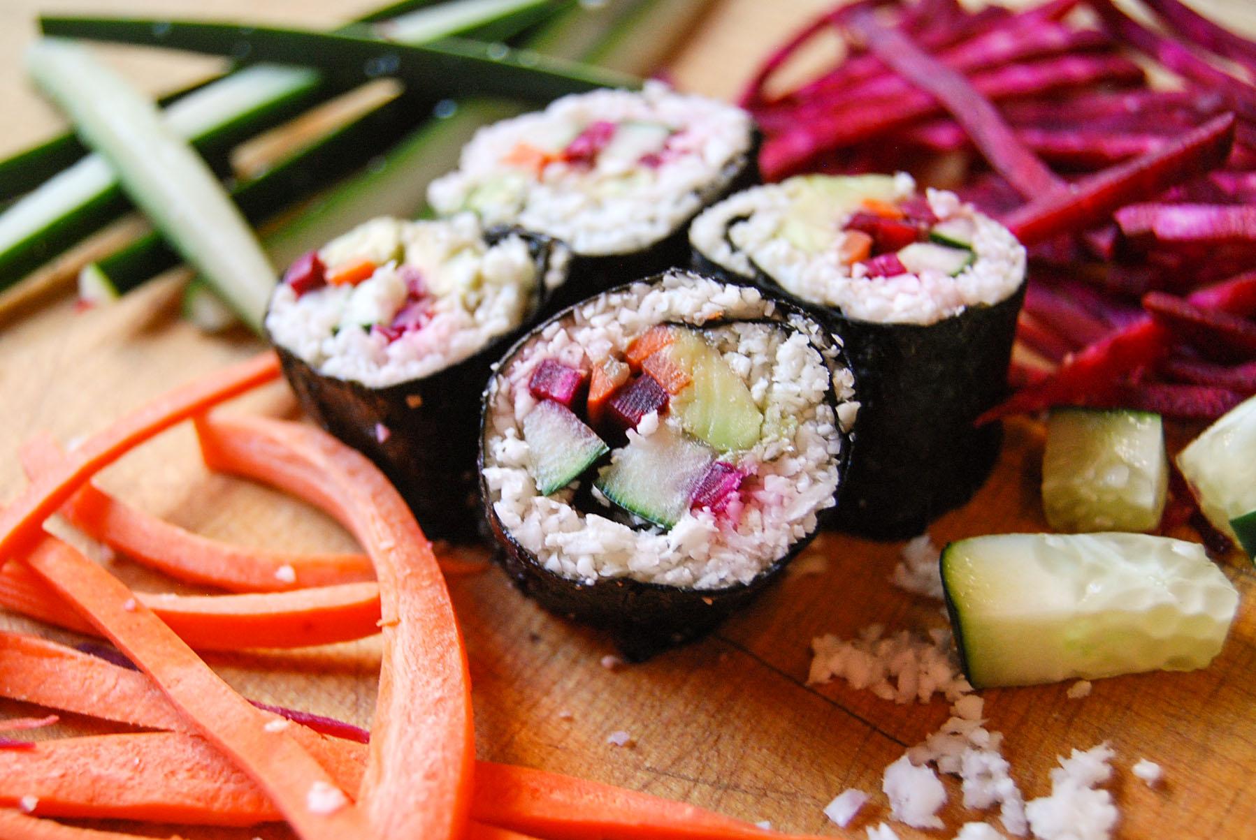 VegNews.Sushi