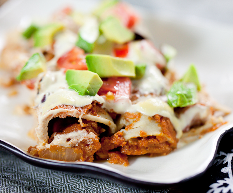 VegNews.JackfruitEnchiladas.KeepinItKind