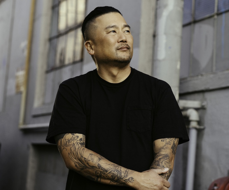 VegNews.Roy Choi_credit Emari Traffie Cropped