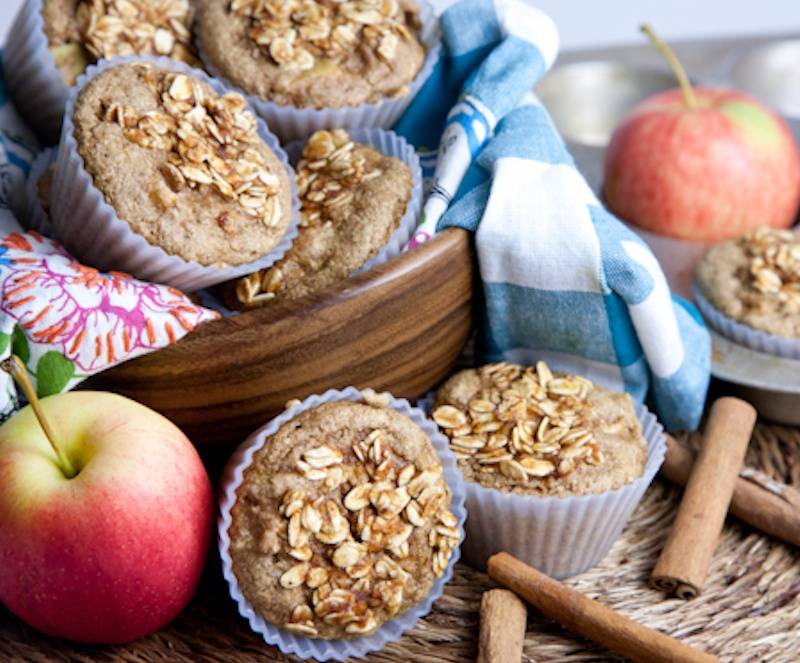 VegNews.Applemuffins Cropped