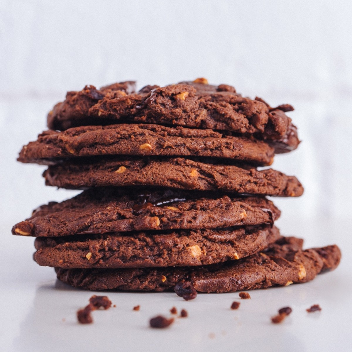 VegNews.ChocolateAlmondCookies