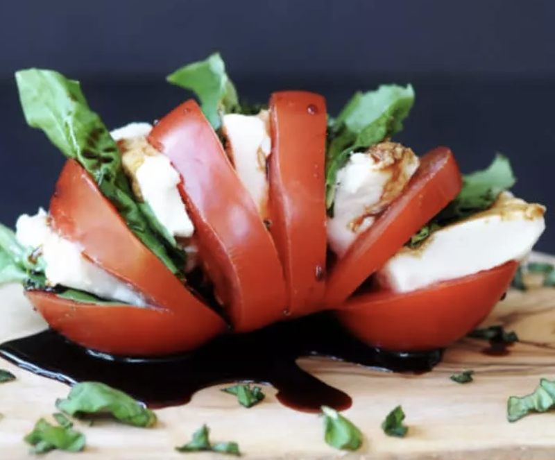 VegNews.caprese Cropped
