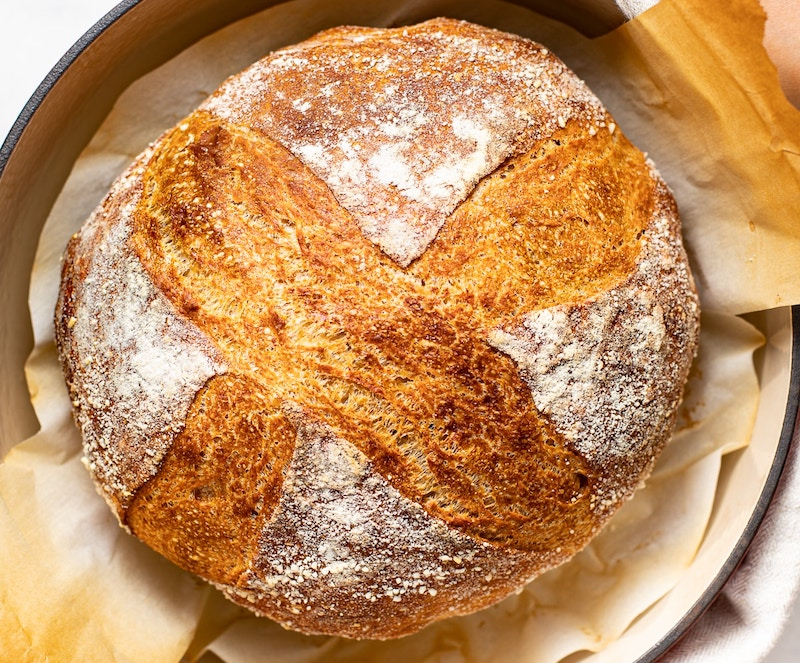 VegNews.sourdough