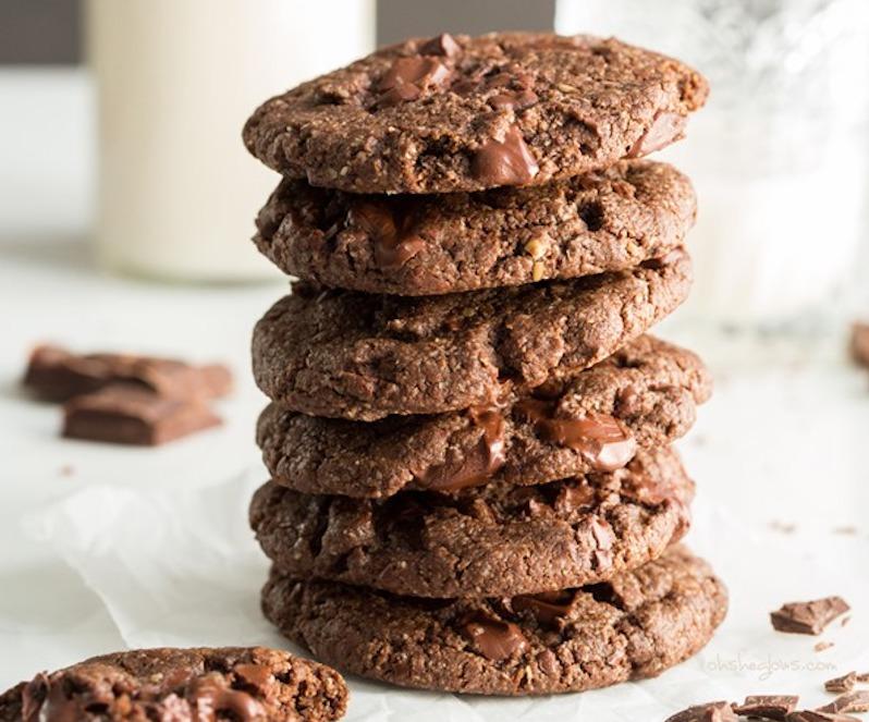 VegNews.DoubleChococookie