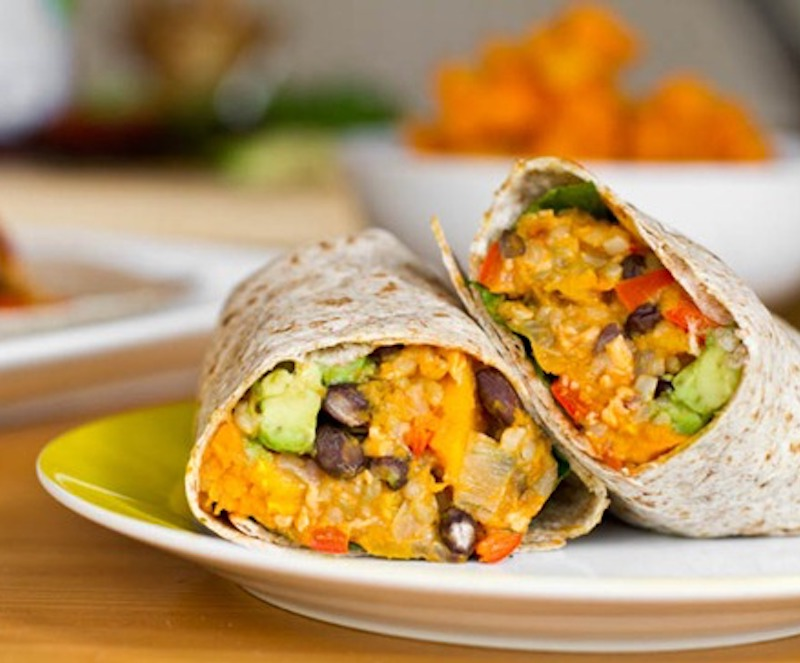 VegNews.Butternutburrito