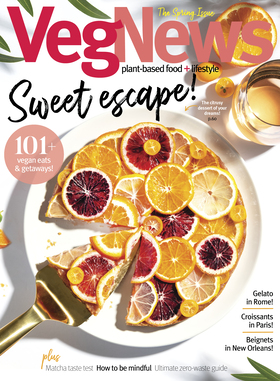 #118 Spring Issue Cover