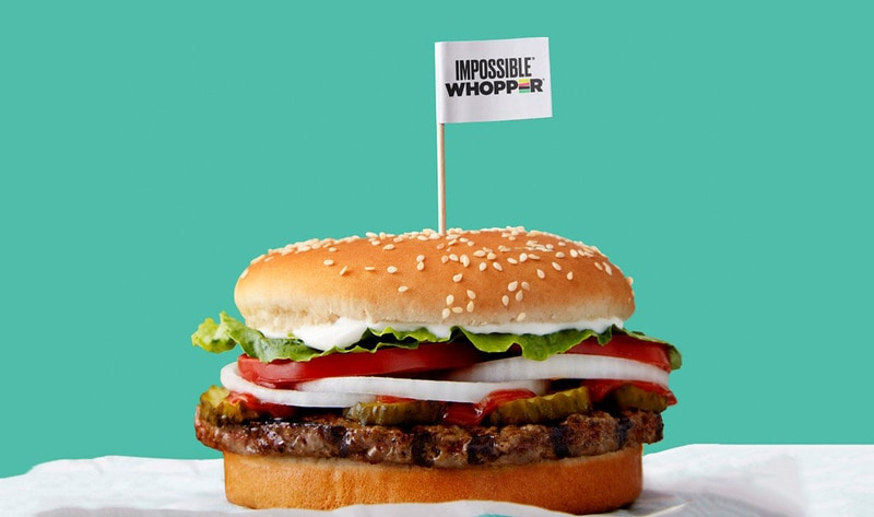 Burger King's Impossible Whopper Just Debuted in Three New Cities - VegNews