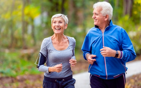 8 Ways for Vegan Seniors to Stay Fit and Active