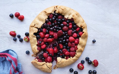 VegNews.SummerBerryGalette.PlantifulPlate
