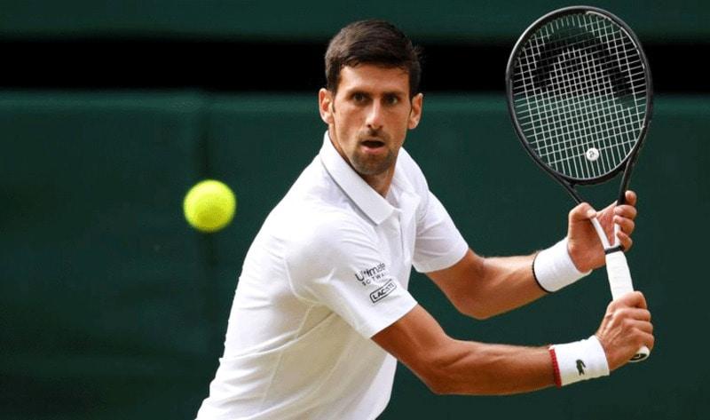 Novak Djokovic Wins Wimbledon On Plant Based Diet Vegnews