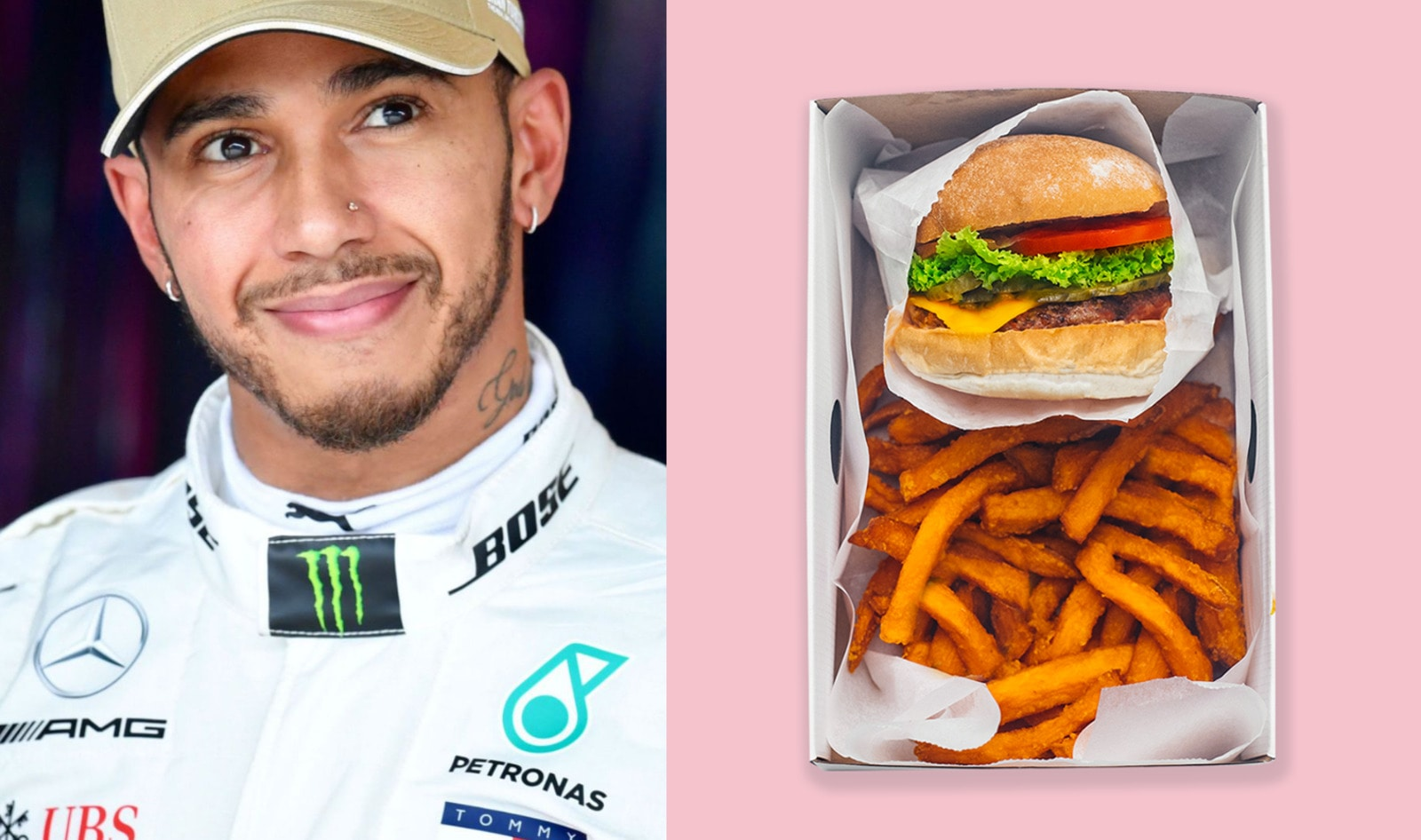 VegNews.LewisHamilton.NeatBurger