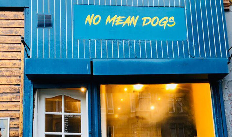 """Glasgow's New Shop """"No Mean Dogs"""" Sells Out of Vegan Hot Dogs in Five Hours - VegNews"""