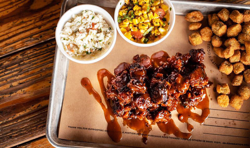 Florida Barbecue Chain Expands Vegan Beyond Burnt Ends to All Locations