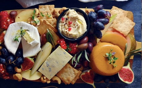 VegNews.Cheeseboard