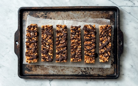 VegNews.ChocolatePBRiceBars