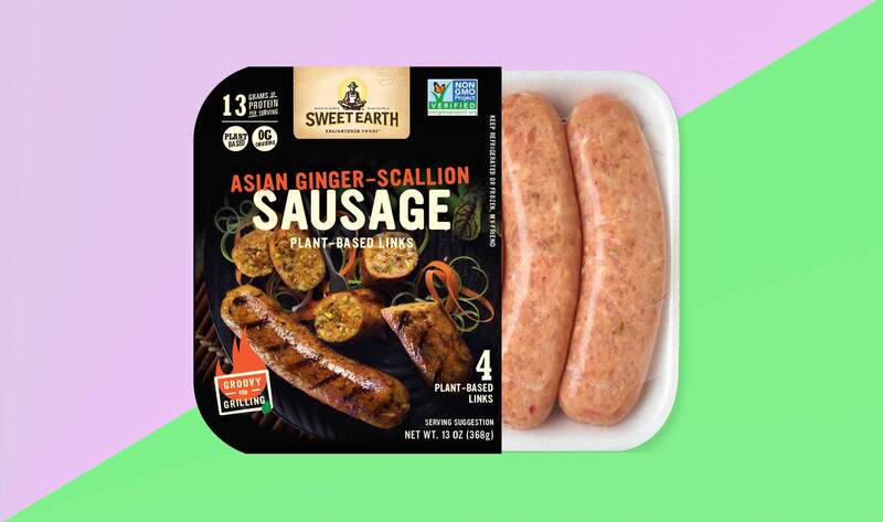VegNews.SweetEarthSausage1