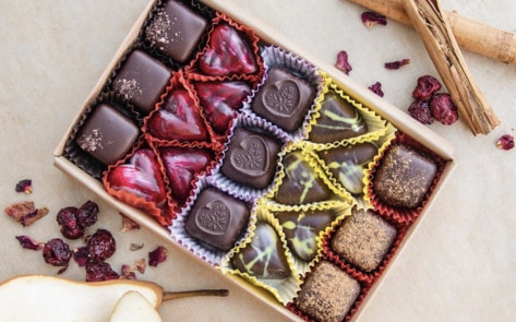 The 14 Best Vegan Boxes of Chocolate for Valentine's Day
