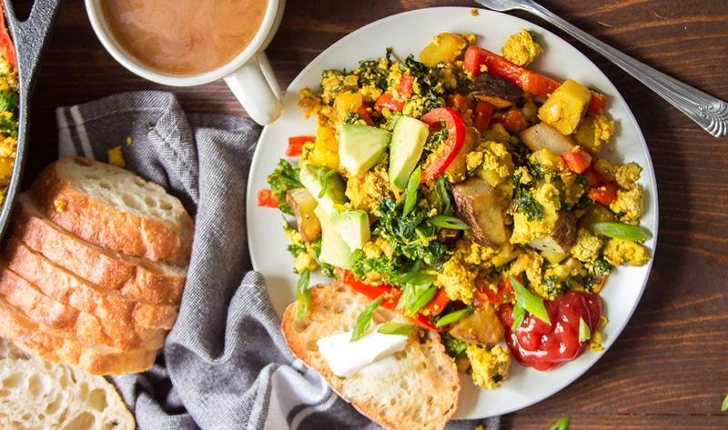 10 Vegan Recipes To Make This Weekend And Eat All Week Long Vegnews