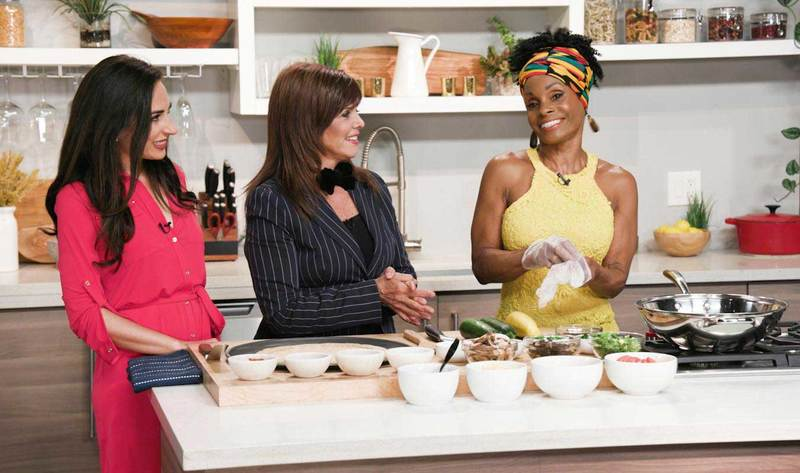 Vegan Cooking Show Debuts on Amazon Prime