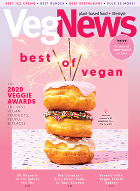 The 2020 Best of Vegan Issue