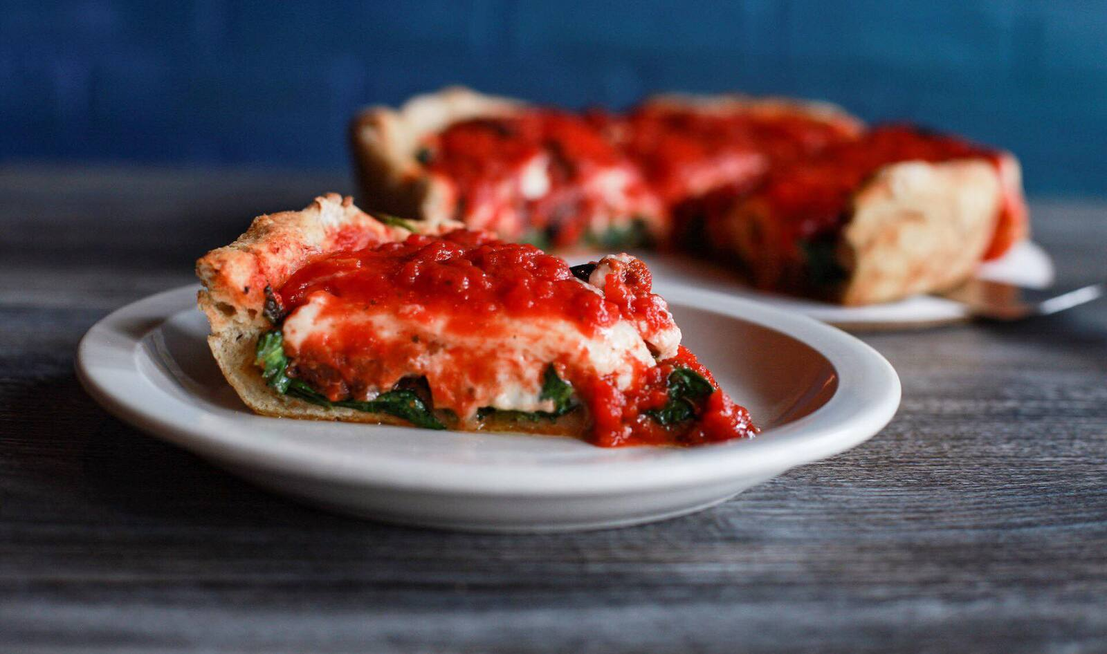 Chicago Shop Now Ships Vegan Deep-Dish Pizzas to 32 States