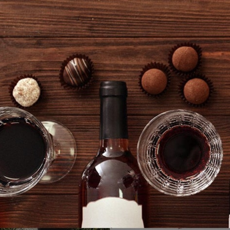 A Wine Educator's Secrets for Perfectly Pairing Vegan Wine and Chocolate
