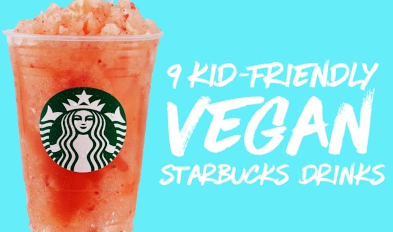 9 Kid-Friendly Summer Starbucks Drinks