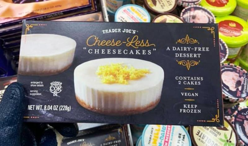 Trader Joe S Launches Vegan Cheesecake Vegnews,Eggplant Recipes Thai