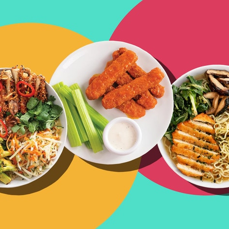 The Best Veggie Grill Items of All Time