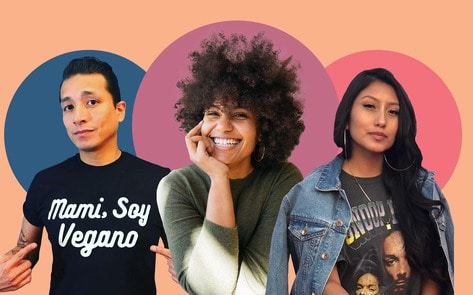 35 Latinx Vegan Instagrammers to Follow ASAP