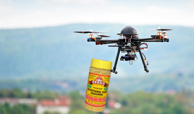 VegNews.DroneDelivery