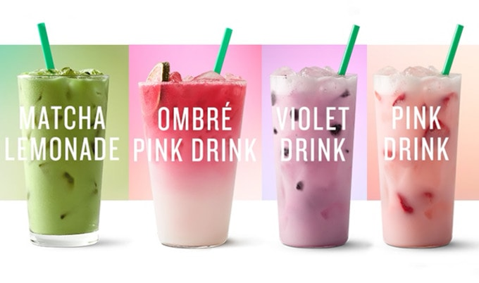 Starbucks Debuts Four Lady Gaga Inspired Vegan Drinks Vegnews