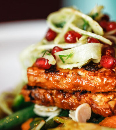 vegan holiday cooking from candle cafe celebratory menus and recipes from new yorks premier plantbased restaurants