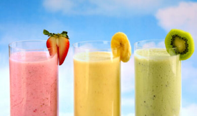 Featurette.Smoothies