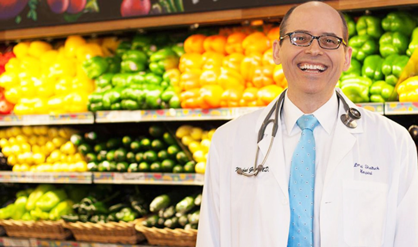 Vegan Doctor Hosts Plant-Based Special on PBS
