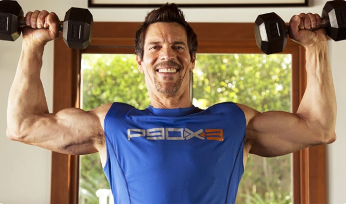 P90X Founder Tony Horton Sticks to Vegan Diet | VegNews