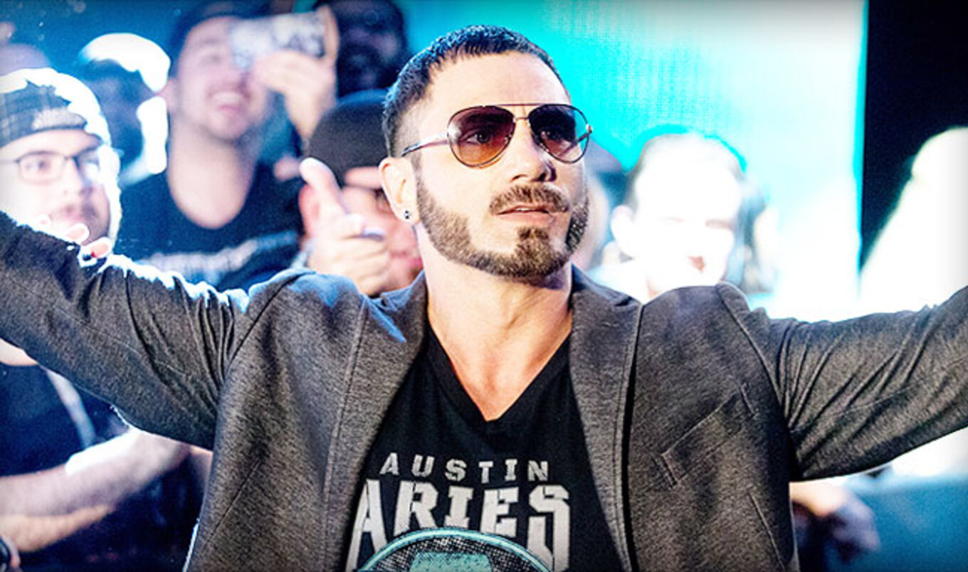 10 Questions with Former WWE Wrestler Austin Aries
