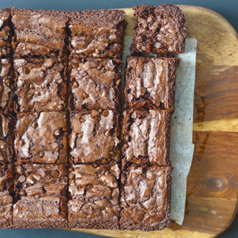 VegNews.ChocolateChipBrownies.VeganRicha