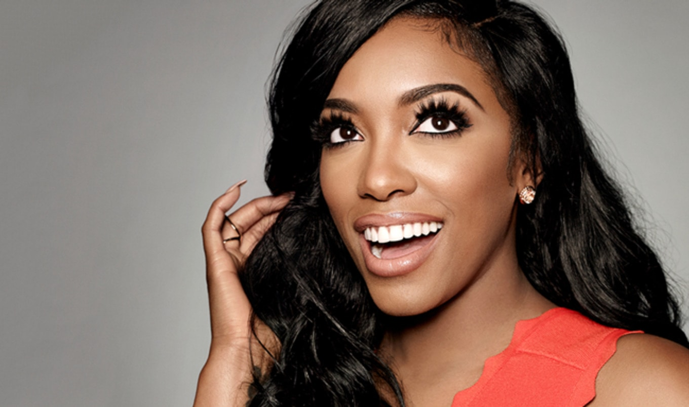 <i>Real Housewives</i> Star Porsha Williams Goes Vegan