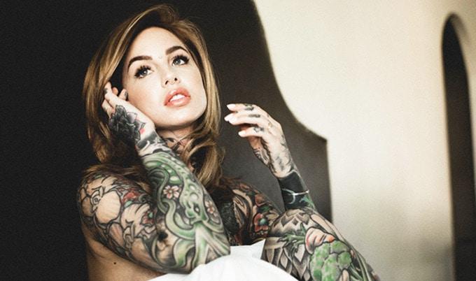 78a6ddd44524f Vegan Tattoo Studio Opens in Dallas   VegNews
