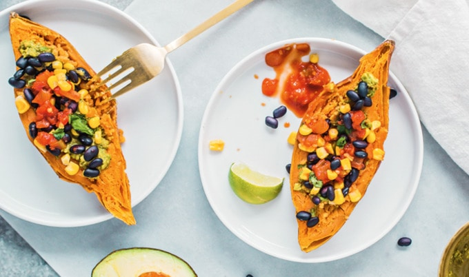 VegNews.SweetPotatoBreakfastBoats.Recipe