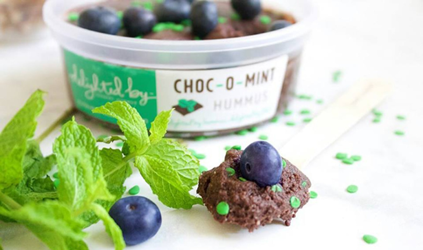 Vegan Chocolate Hummus Raises $600K on <i>Shark Tank</i>