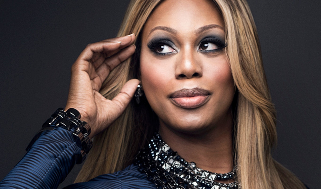 <i>Orange is the New Black</i> Star Laverne Cox Goes Vegan
