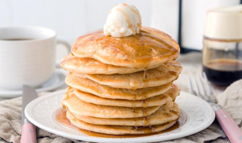 Vegan Diner-Style Pancakes | VegNews