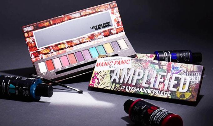 Manic Panic Debuts Vegan Makeup At Hot Topic Vegnews