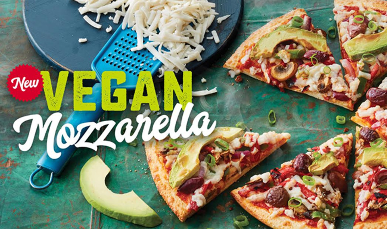 Domino's Debuts Three Cheesy Vegan Pizzas